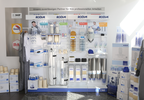 RODIM at BASF Coatings Services' In-House Trade Fair 1